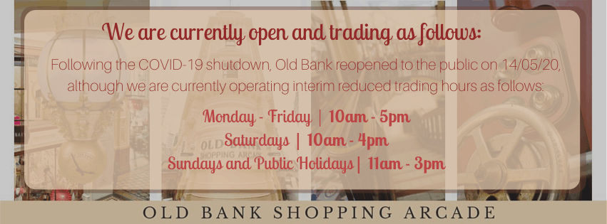 Spring Opening Hours Banner