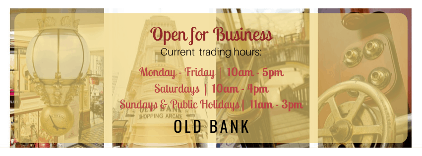 OB 2021 Opening Hours